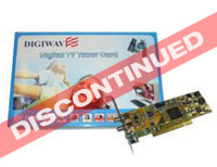 Digital Satellite PCI TV Tuner Card