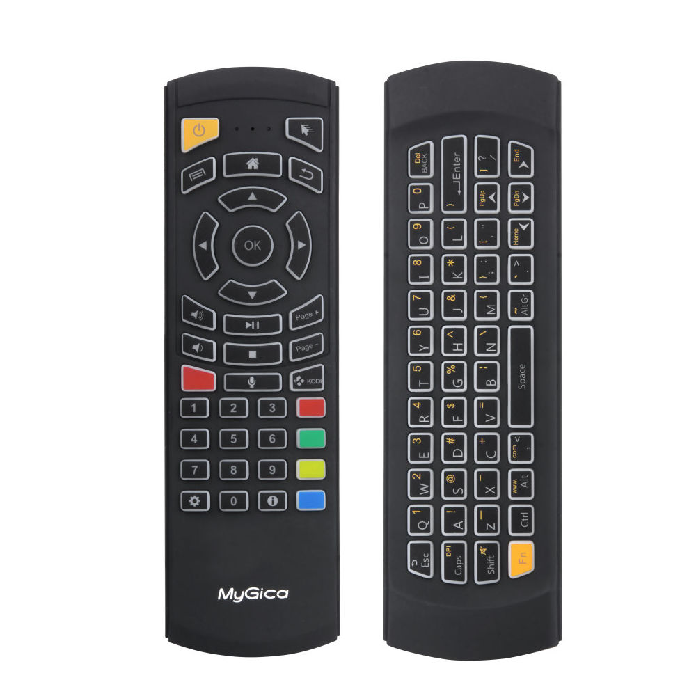 MyGica KR-303 Wireless Air Mouse/Keyboard/Mic/Back Lit