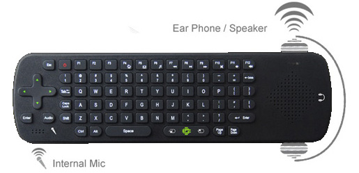 Measy RC13 Air Fly Mouse/Keyboard/Speaker/Mic/Remote <b> **SOLD OUT**</B>