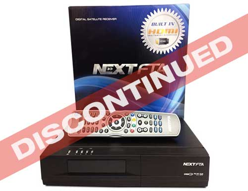 Next FTA HDMI 1.0 <b>**DISCONTINUED & SOLD OUT**</B>