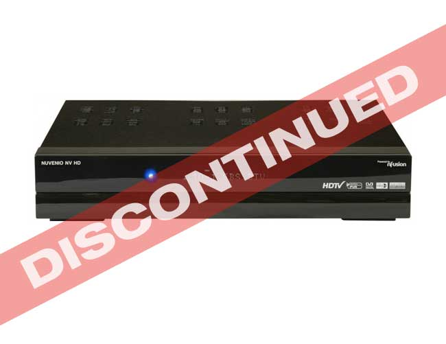 nFusion HD High Definition  <B>**SOLD OUT**</B>