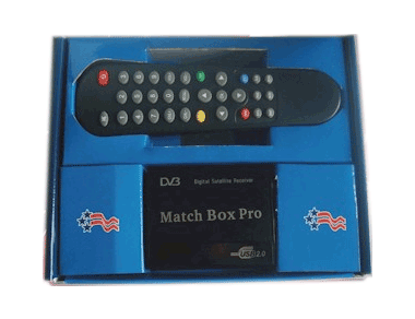MatchBox Pro USB Box for Digital C and Ku reception