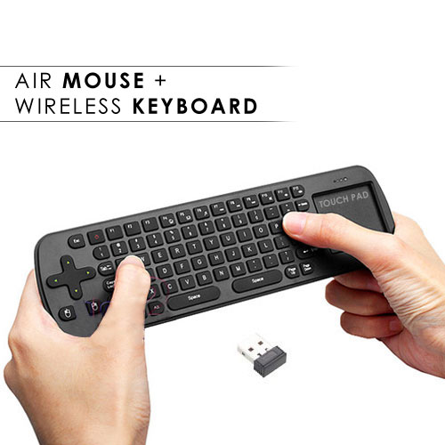 Measy RC12 Air Fly Mouse/Keyboard/Remote <b> **SOLD OUT**</B>