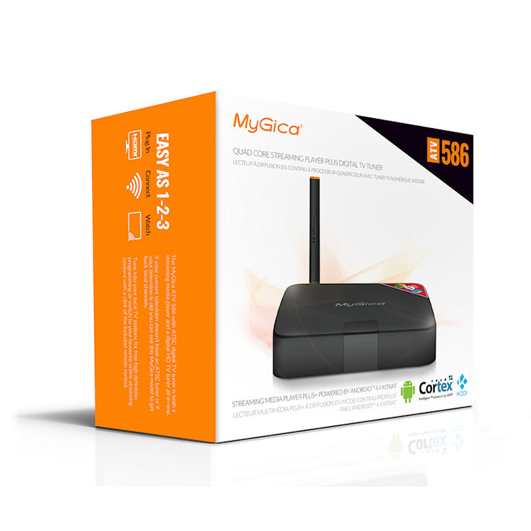 MyGica ATV586 ATSC Digital Local TV Quad Core Android