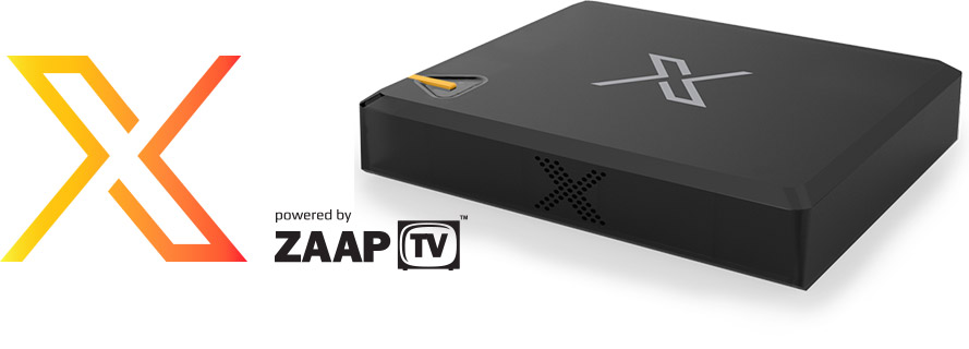 ZaapTV X Arabic IPTV Media Box