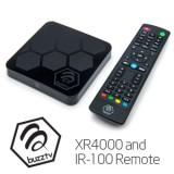 BuzzTV XR 4000 Android IPTV OTT set-top HD 4K TV Box