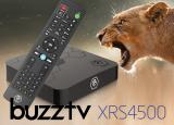 BuzzTV XRS 4500 Android IPTV OTT set-top HD 4K TV Box