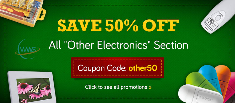 Save 50 Other Electronics