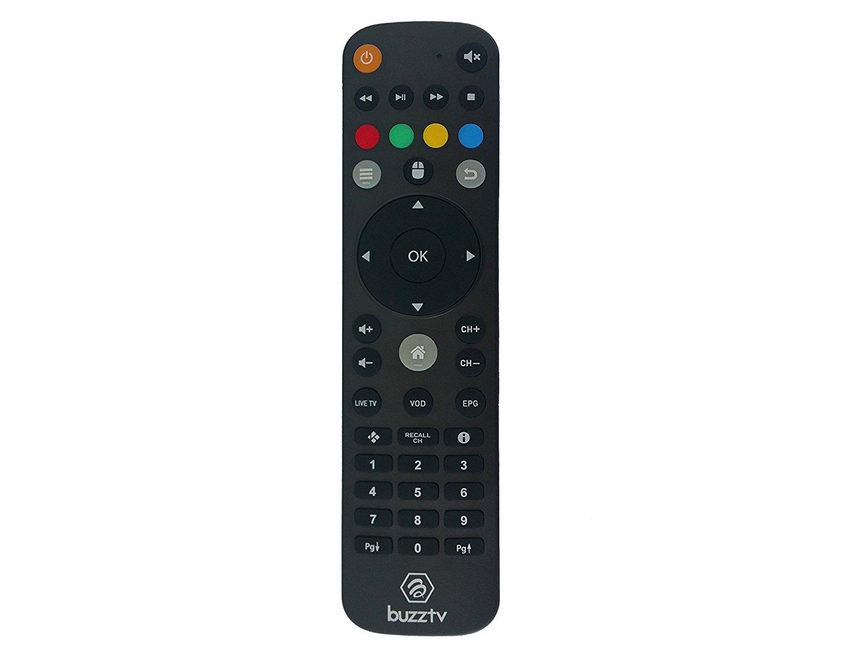 BuzzTV XPL 2000 Android IPTV OTT set-top 4K HD TV Box