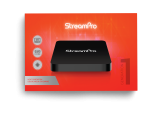 StreamPro G1 Android IPTV OTT set-top HD 4K TV Box