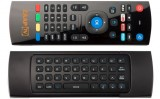 ZaapTV 509 & 509 II Airmouse Keyboard Remote